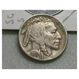 Better date full date 1920 Buffalo nickel