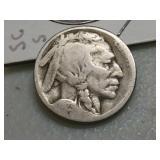 Better date 1923 S Buffalo nickel