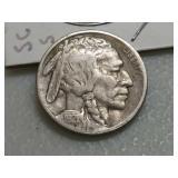 Better date 1921 Buffalo nickel