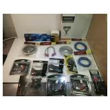 New assorted car electronics/accessories