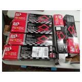 Lot of 6 big red 1.5 ton scissor jacks