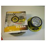 Pyle gear 300 watt 6.5 inch high performance