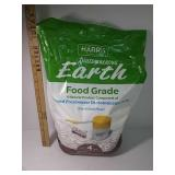 4 lb diatomaceous earth food-grade fossil shell