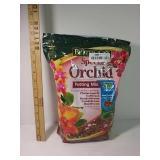 4 quarts better gro special orchid potting mix,