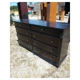 ZB 8 drawer dresser made by Vermont tubbs 66 in