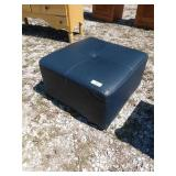 ZN footstool ottoman 24 in wide by 24 in deep by
