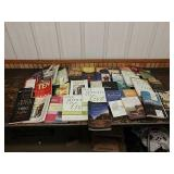 P1 assorted lot of religious books