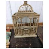 P1 antique birdcage