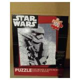 New Disney Star Wars hundred piece puzzle 9 in by