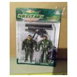 New military Wild Force action figures