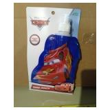 New Disney Pixar Cars drink pouch 14 oz Compact