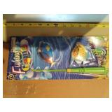 New kids toy fishing game magnetic