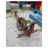 Os wood splitter