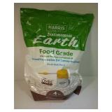 Harris diatomaceous earth food grade fossil shell