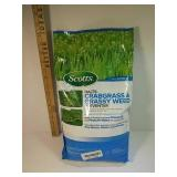Scotts crabgrass and grassy weed preventer, full