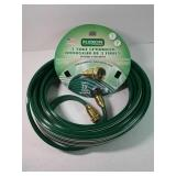 25 ft flexon 3 tube sprinkler/soaker hose