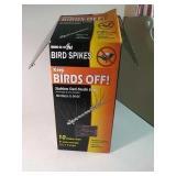 Bird-x bird spikes