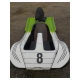 lowest price 18483 1251a OSC Go Kart - Fiberglass Body  6ft Long
