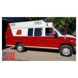 2006 Ford Ambulance #11587