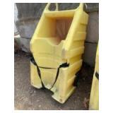 55 gallon drum containment bin