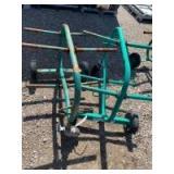 2 Spool carts