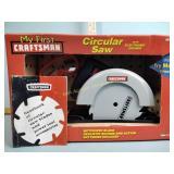 My First Craftsman toy circular saw