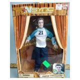 Living Toyz *NSYNC Justin Timberlake doll