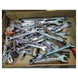 Wrenches incl. Craftsman & Stanley