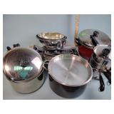 Pots & pans, bakeware stainless