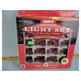 Case IH Special Edition tractor patio lights - new