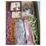 Costume jewelry: necklaces