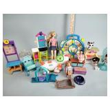 Doll furniture, toys, Fisher Price