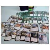 Magic The Gathering & Dragon Shield cards