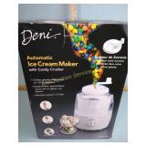 Deni automatic ice cream maker