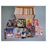 Topps, Score & Pinnacle baseball cards