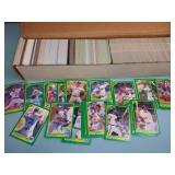 Pinnacle, Score, & Donruss baseball cards