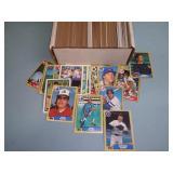 Topps & Score baseball cards