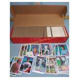 Topps & Upper Deck baseball cards