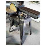 Belt sander & table