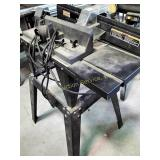 Craftsman Professional router on stand model