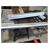 """Craftsman 10"""" table saw w/accessories"""