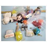 Beads & craft supplies