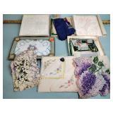 Handkerchiefs & lace