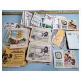 Value stamp books: Top Value gas, S&H