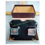 View Master Stereoscope & slides