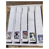 2014 Bowman Stars baseball cards Commons
