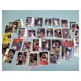 Basketball cards Dennis Rodman, isiah Thomas,