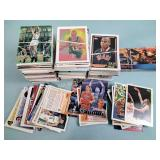 Assortment of basketball cards