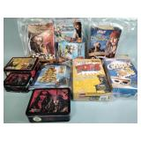 Pirates of the Caribbean cereal boxes and other