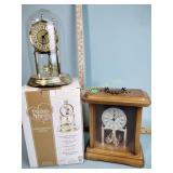 Precious Moments,  anniversary clock and a